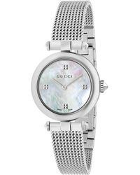 Gucci - Reloj Diamantissima, 27mm - Lyst