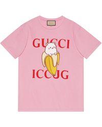 Gucci T-shirt - Rosa