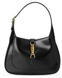 Gucci Jackie 1961 Small Shoulder Bag - Black