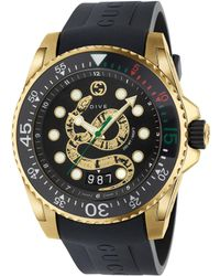 Gucci - Montre Dive, 45 mm - Lyst