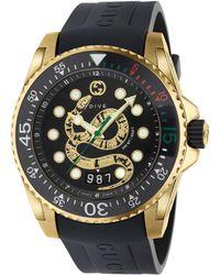 Gucci - Reloj Dive, 45 mm - Lyst