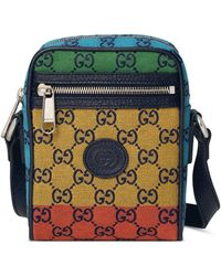 Gucci Bolso GG Multicolor - Amarillo