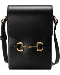 Gucci Mini borsa Horsebit 1955 - Nero