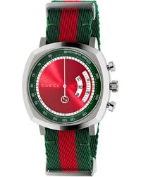 Gucci - Montre Grip, 40 mm - Lyst