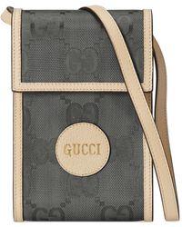 Gucci Off The Grid Minitasche - Grau