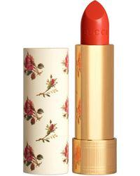 Gucci 302 Agatha Orange, Rouge à Lèvres Barra de labios traslúcida - Naranja