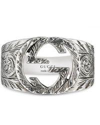 Gucci GG Ring - Mettallic