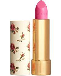 Gucci 406 Millicent Rose, Rouge À Lèvres Voile Lipstick - Pink