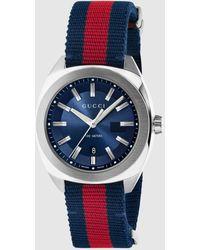 Gucci GG2570 Uhr, 41mm - Blau