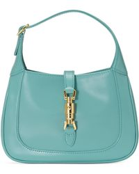 Gucci Mini borsa hobo Jackie 1961 - Blu