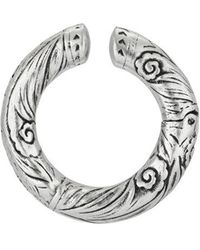 Gucci - Anger Forest Single Ear Cuff In Silver - Lyst
