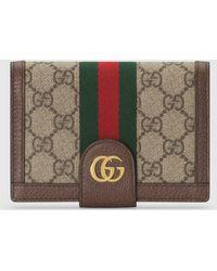 Gucci - グッチ〔オフィディア〕オンライン限定 GG パスポートケース - Lyst