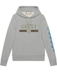 7ce846eeb6 Abbigliamento sportivo da uomo di Gucci - Lyst
