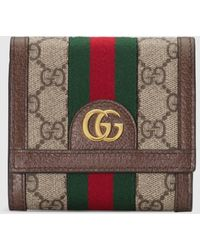 Gucci - グッチ〔オフィディア〕GG ウォレット - Lyst