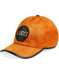 Gucci Off The Grid Baseball Hat - Orange