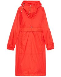Gucci Online Exclusive The North Face X Cagoule - Orange