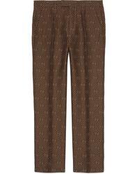 Gucci - Pantalone sartoriale - Lyst