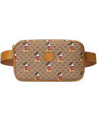 Gucci Disney X Belt Bag - Natural