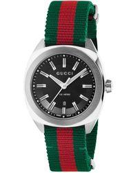 Gucci Reloj GG2570, 41mm - Verde