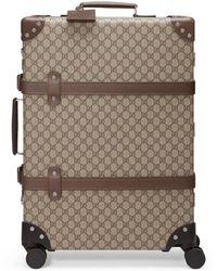 Gucci Globe-trotter GG Medium Suitcase - Multicolour