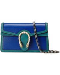 Gucci Microbolso Dionysus - Azul