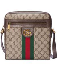 Gucci Bolso de hombro Ophidia GG - Multicolor