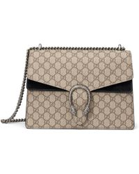 Gucci - Dionysus GG Supreme Mini Bag - Lyst