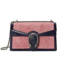 Gucci Kleine Dionysus Schultertasche - Pink