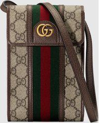 Gucci - グッチ〔オフィディア〕GG ミニバッグ - Lyst