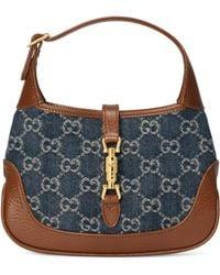 Gucci Mini borsa Jackie 1961 - Blu