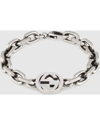 Gucci GG Armband - Mettallic