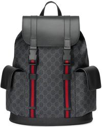 3ec629d60 Men's Gucci Backpacks Online Sale - Lyst