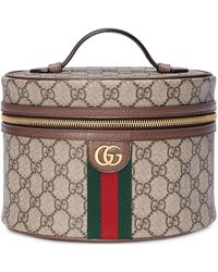 Gucci Ophidia GG Cosmetic Case - Natural