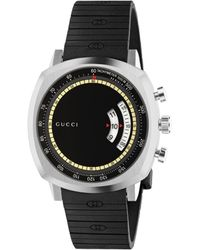 Gucci Orologio Grip, 40 mm - Nero