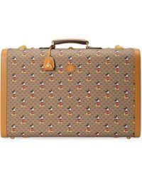 Gucci Disney X Large Suitcase - Natural