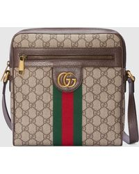 Gucci 'Ophidia GG' Schultertasche - Mehrfarbig