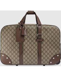 Gucci Trolley im Handgepäck-Format - Natur