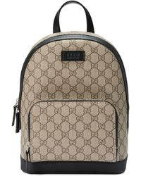 Gucci Eden Small Backpack - Natural