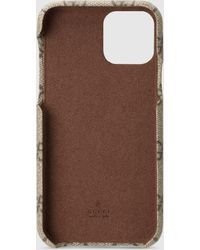 Gucci Ophidia GG iPhone 11 Pro Hülle - Natur