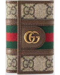Gucci - Ophidia GG Schlüsseletui - Lyst