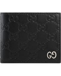 Gucci Signature Wallet - Black