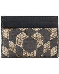 Gucci Gg Caleido Card Case - Multicolour