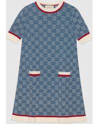 Gucci - グッチGGニットドレス - Lyst