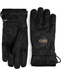 Gucci Off The Grid Ski Gloves - Black