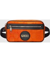 Gucci Off The Grid Gürteltasche - Orange