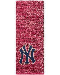 Gucci - Écharpe avec empiècement NY YankeesTM - Lyst