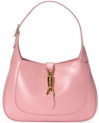Gucci Jackie 1961 Small Shoulder Bag - Pink