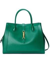 Gucci - Bolso tote grande Jackie 1961 - Lyst