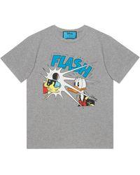 Gucci - Camiseta Disney x Donald Duck - Lyst