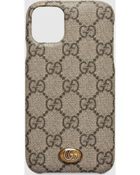 Gucci Ophidia iPhone 11-Hülle - Natur